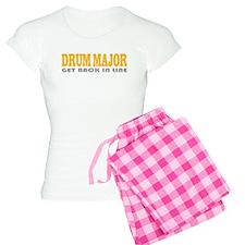 Funny Drum Major Women's Light Pajamas