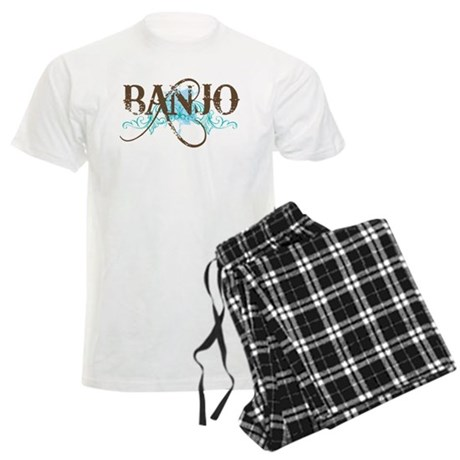 Grunge look BANJO Men's Light Pajamas