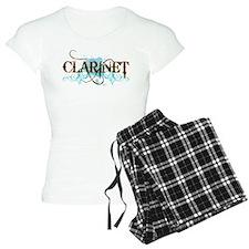 Clarinet Grunge Pajamas