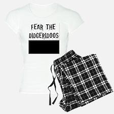 Fear The Didgeridoos Pajamas