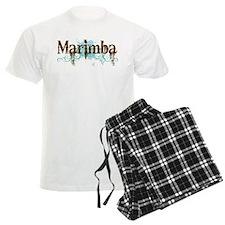 Cool Marimba Men's Light Pajamas