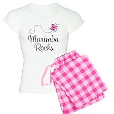 Marimba Rocks Women's Light Pajamas