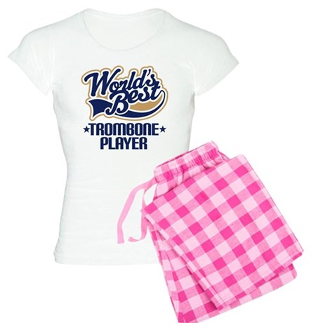 Worlds Best Trombone Women's Light Pajamas