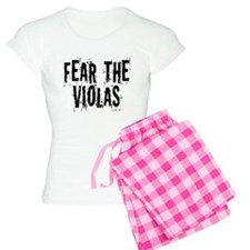 Fear The Viola Women's Light Pajamas