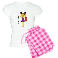 Cute Viola Women's Light Pajamas
