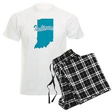 State Indiana pajamas