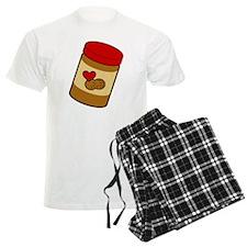 Jar of Peanut Butter Pajamas