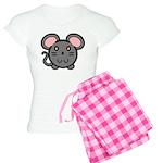 Gray Mousie Women's Light Pajamas