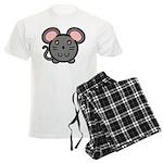 Gray Mousie Men's Light Pajamas