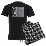 Squirrel Men's Dark Pajamas