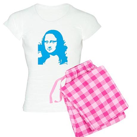 Stylized Mona Women's Light Pajamas