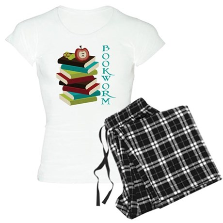 Stylish Bookworm Women's Light Pajamas