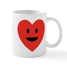Smiley Heart Mug