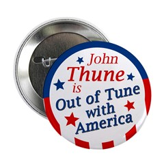 John Thune Out of Tune button