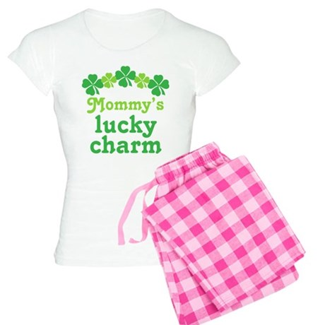Irish Mommy's Lucky Charm Women's Light Pajamas