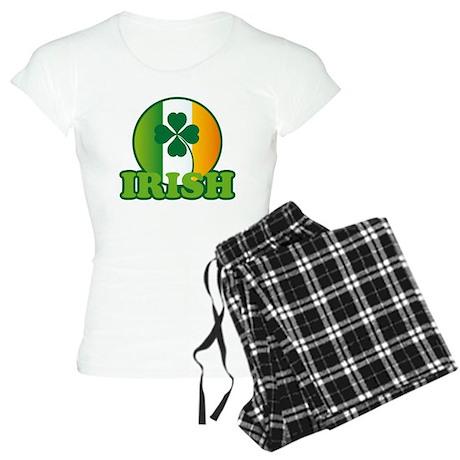 Proud and Irish Logo Women's Light Pajamas