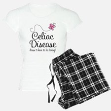 Celiac Disease Message Pajamas
