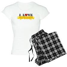 I Love Mustard Pajamas