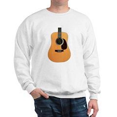 Acoustic Guitar Sweatshirt