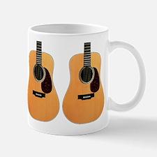 Acoustic Guitar Mug