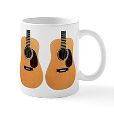 Acoustic Guitar Small Mugs