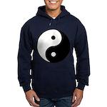 Yin Yang Hoodie (dark)