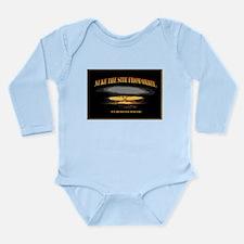 Nuke It Long Sleeve Infant Bodysuit