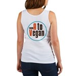 From A to Vegan Women's Tank Top