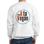 From A to Vegan Sweatshirt