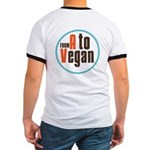 From A to Vegan Ringer T