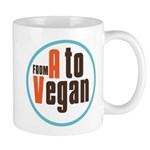 From A to Vegan Mug