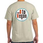 From A to Vegan Light T-Shirt