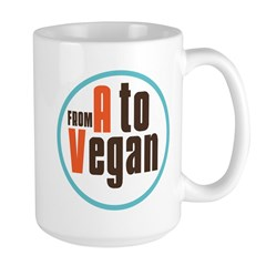 From A to Vegan Mug