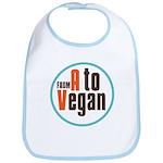 From A to Vegan Bib