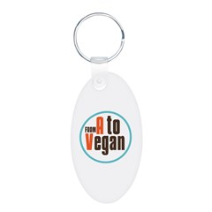 From A to Vegan Keychains