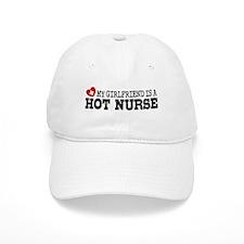 My Girlfriend is a Hot Nurse Baseball Cap