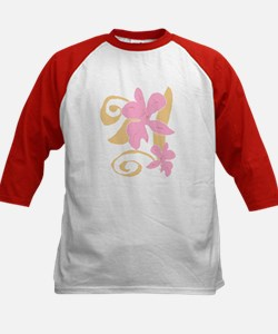 3 orchids Tee