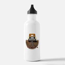 35th Wedding Anniversary Water Bottle