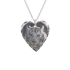 Royal White Tiger Necklace