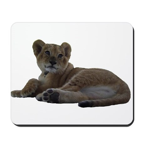 Baby Lion Mousepad