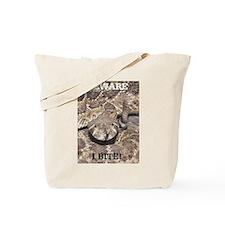 Beware: I Bite Tote Bag