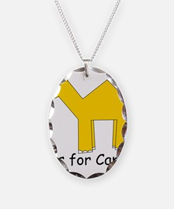 C is for Camel Necklace