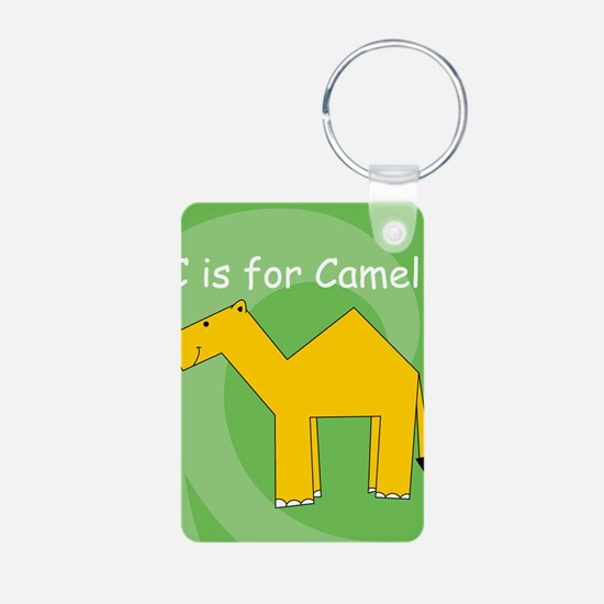 C is for Camel Keychains
