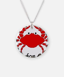 C is for Crab Necklace