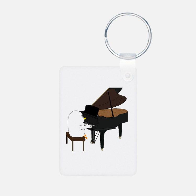 Concert Pianist Keychains