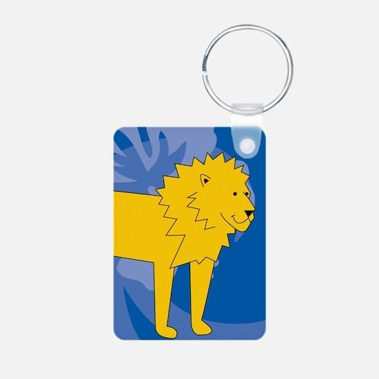 Lion Keychains