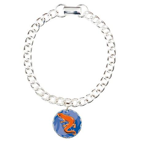 Newt Charm Bracelet, One Charm