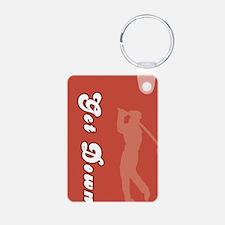 Get Down Keychains