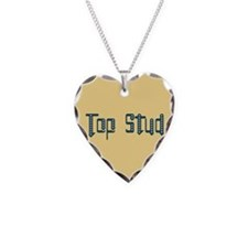 Top Stud Necklace