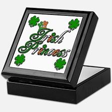 Irish Princess Adorable Keepsake Box